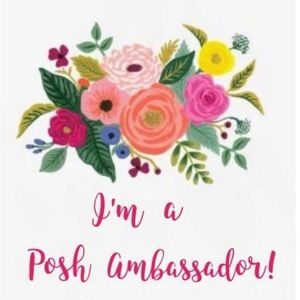 Other - Posh Ambassador, Top-rated Seller & Fast Shipper.